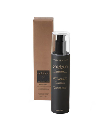 Oolaboo Blushy Truffle Pure Chocolate Conditioner 250ml