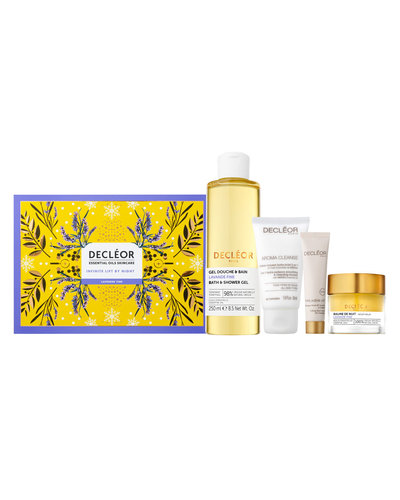 Decléor Infinite Lift by Night Lavender Fine Coffret