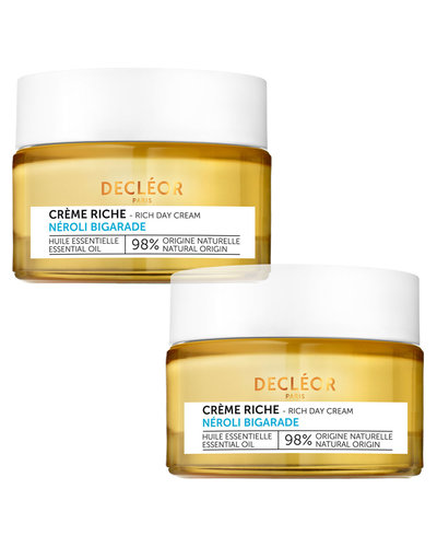 Decléor Néroli Bigarade Rich Day Cream Duo