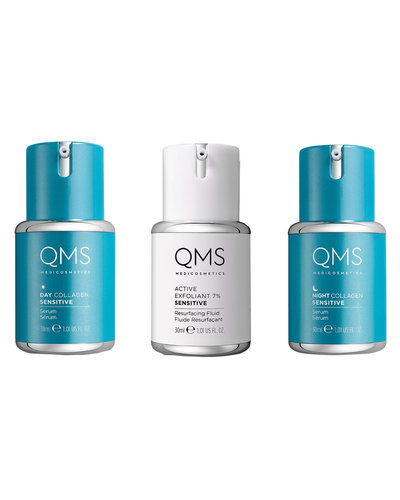 QMS Collagen System 3-step Sensitive 3x30ml