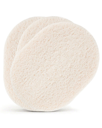 Dehcos Cleansing Sponge (Pink) Three-Pak