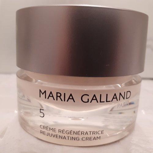 Review Maria Galland 5 Crème Régénératrice