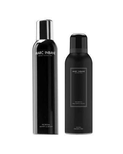 Marc Inbane Natural Tanning Spray 200ml  &-Free-Shower-Foam
