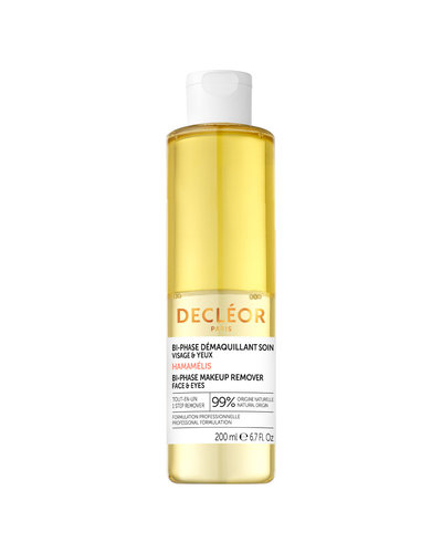Decléor Hamamelis Bi-Phase Make-up Remover Face & Eyes 200ml
