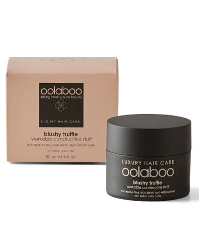 Oolaboo Blushy Truffle Workable Constructive Stuff 50ml