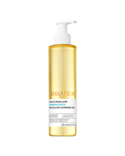 Decléor Amande Douce Micellar Cleansing Oil 200ml