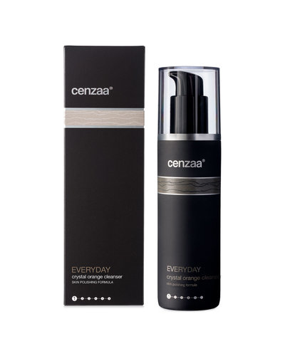 Cenzaa Everyday Crystal Orange Cleanser 200ml