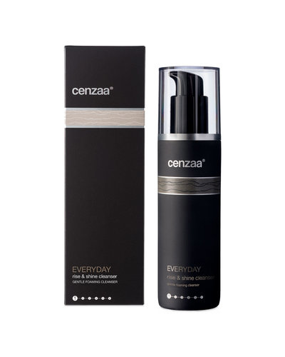Cenzaa Everyday Rise & Shine Cleanser 200ml
