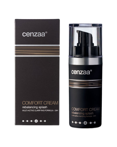 Cenzaa Comfort Cream Rebalancing Splash 30ml