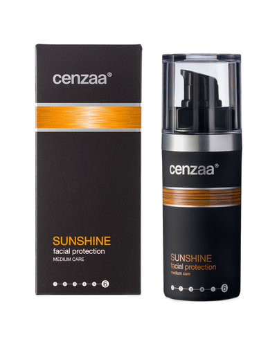 Cenzaa Sunshine Facial Protection Medium Care 30ml