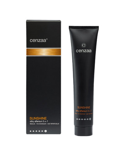 Cenzaa Sunshine Silky Aftersun 3-in-1 140ml