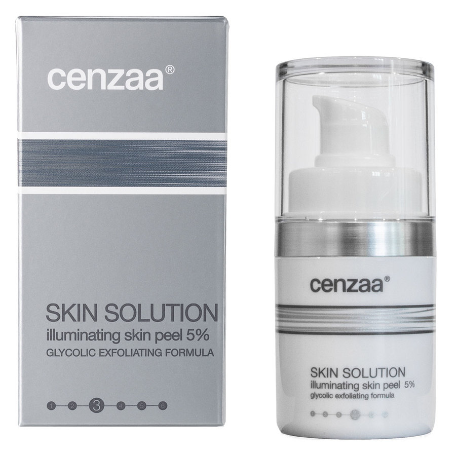 Skin Solution Illuminating Skin Peel 5% 15ml