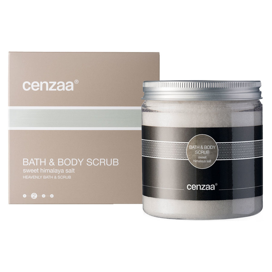 Bath & Body Scrub Sweet Himalaya Salt 350gr