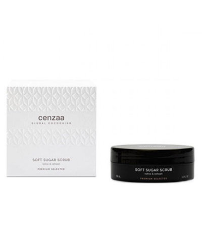 Cenzaa Global Cocooning Soft Sugar Scrub 150ml