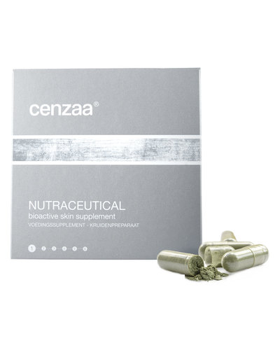 Cenzaa Neutraceutical Bioactive Supplement 60 Capsules