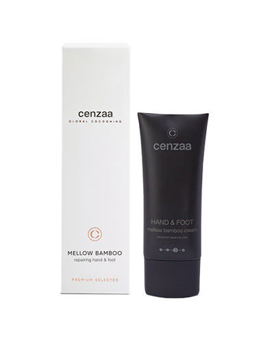 Cenzaa Hand & Foot Mellow Bamboo Cream 50ml