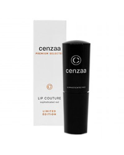 Cenzaa Lip Couture Sophisticated Red
