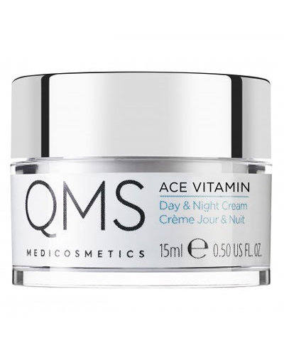 QMS ACE Vitamin Day & Night Cream 15ml