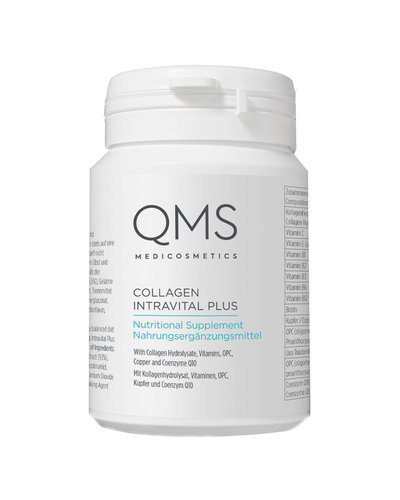 QMS Collagen Intravital Plus 60 Capsules