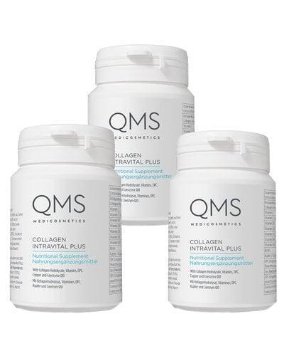 QMS Collagen Intravital Plus Capsules 180pc