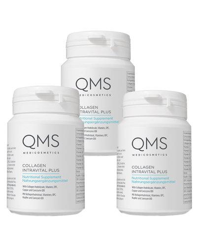 QMS Collagen Intravital Plus Capsules 180pcs