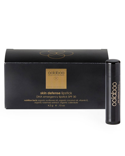 Oolaboo Skin Defense DNA Emergency Lipstick SPF30