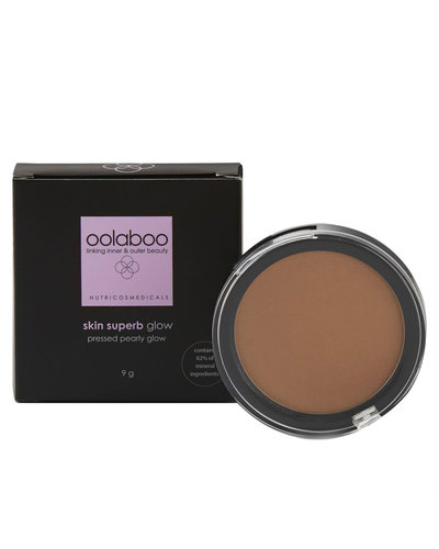 Oolaboo Skin Superb Pressed Pearly Glow