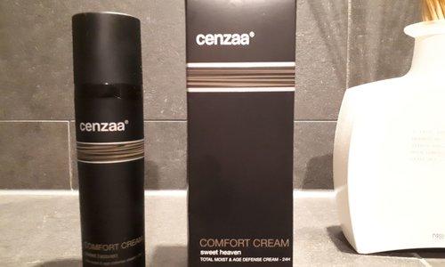 Review: Cenzaa Comfort Cream Sweet Heaven