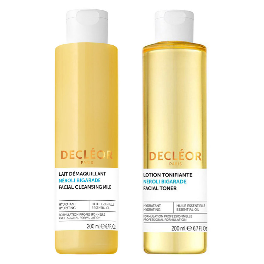 Aroma Cleanse Néroli Bigarade Démaquillante Duo 400ml