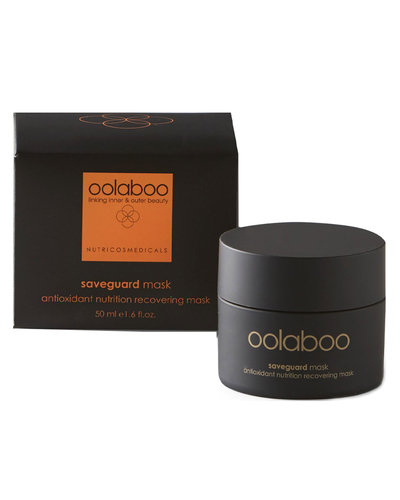 Oolaboo Saveguard Antioxidant Nutrition Recovering Mask 50ml