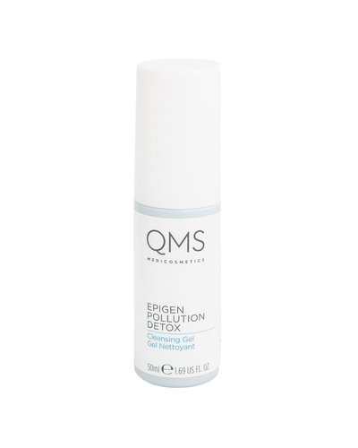 QMS Epigen Pollution Detox Cleansing Gel 50ml