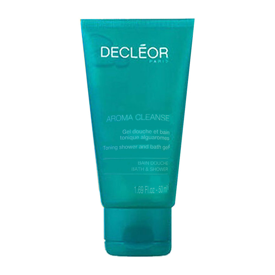 Aroma Cleanse Toning Shower And Bath Gel 50ml