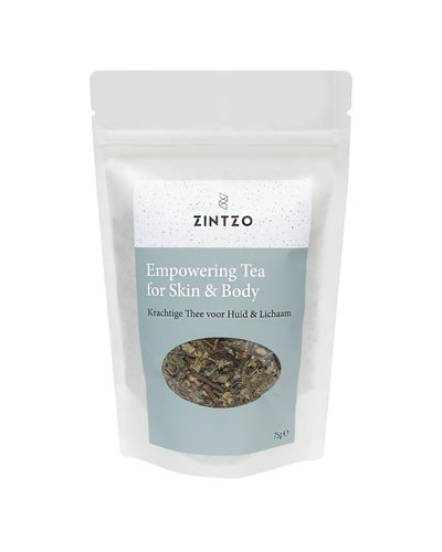 Zintzo Empowering Tea for Skin & Body 75gr
