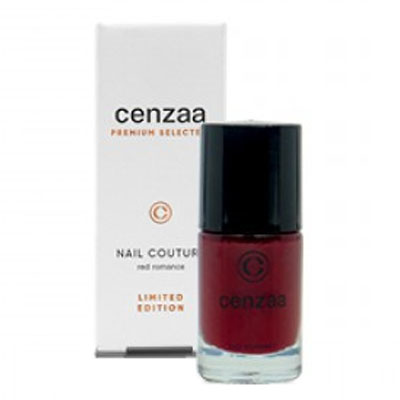 Cenzaa Nail Couture Red Romance 11ml