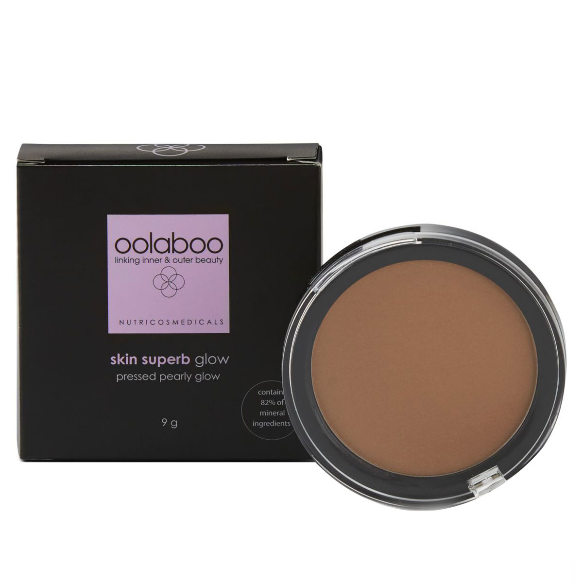 Oolaboo Skin Superb Pressed Pearly Glow