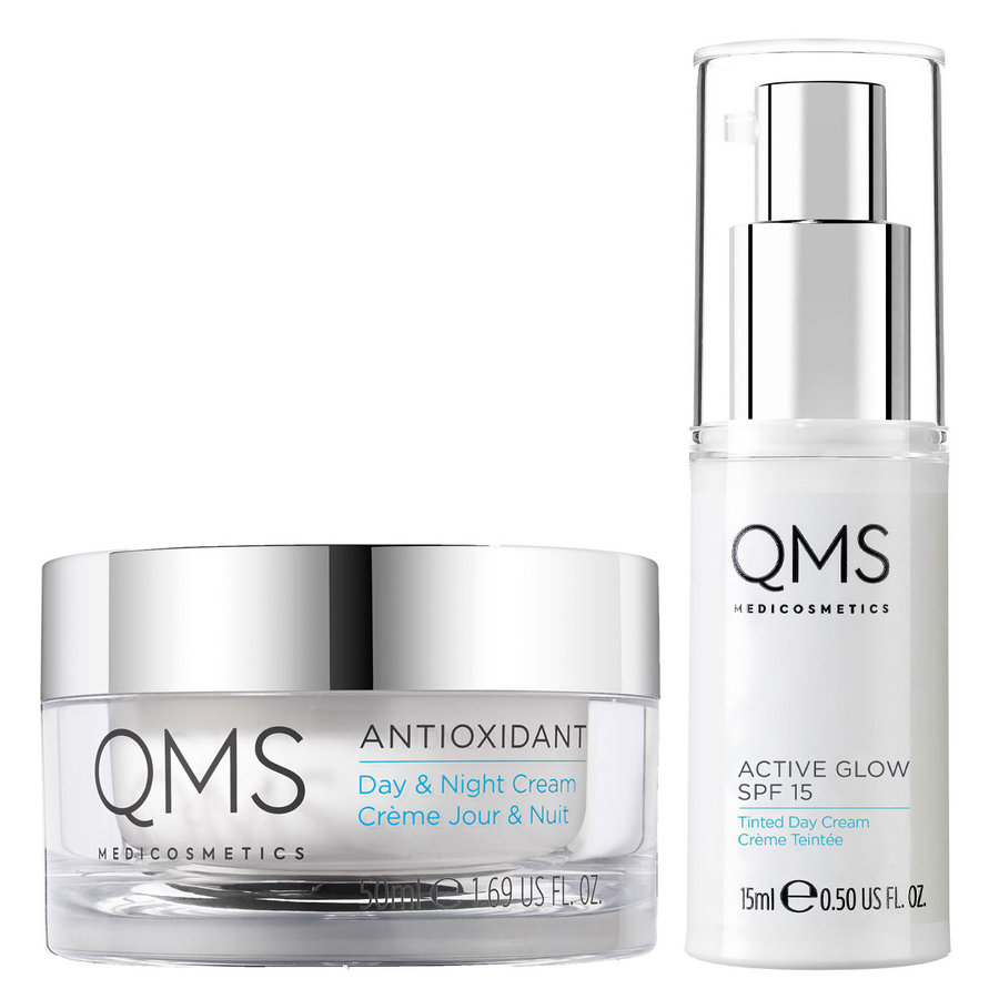 Antioxidant Glow Day & Night Set
