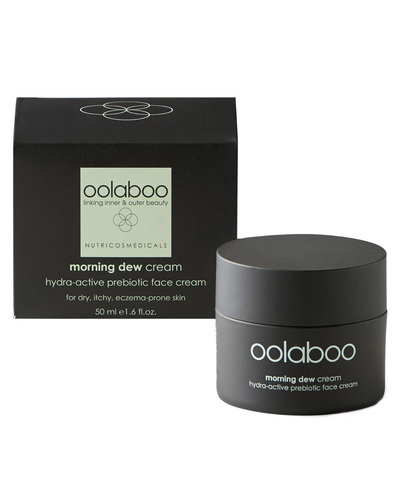 Oolaboo Morning Dew Hydra-Active Prebiotic Face Cream 50ml