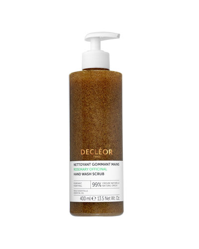Decléor Rosemary Officinalis Daily Hand Wash Scrub 400ml