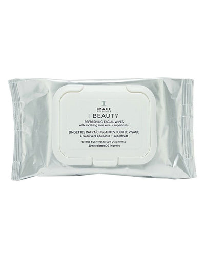 Image Skincare I Beauty Refreshing Facial Wipes 30st