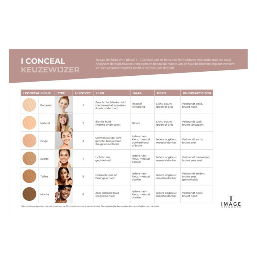 I Conceal Flawless Foundation 28gr Toffee