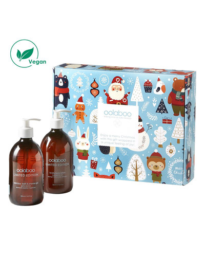 Oolaboo Limited Edition Christmas Body Box