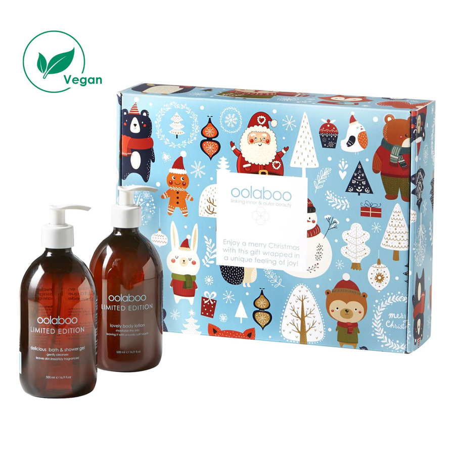 Limited Edition Christmas Body Box