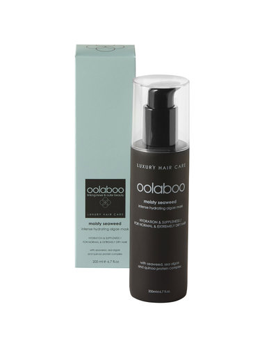 Oolaboo Moisty Seaweed Intense Hydrating Algae Mask 200ml