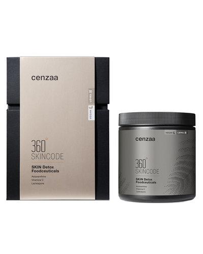 Cenzaa 360° Skincode Skin Detox Foodceuticals 225gr