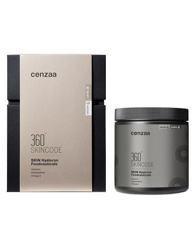 Cenzaa 360° Skincode Skin Hyaluron Foodceuticals 225gr