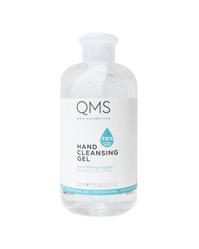 QMS Hand Cleansing Gel 70% 500ml