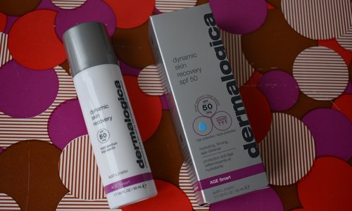 Review: Dermalogica Age Smart Dynamic Skin Recovery spf50