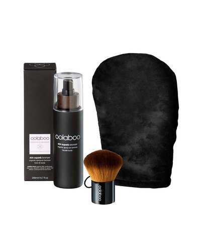 Oolaboo Natural Bronzing Set