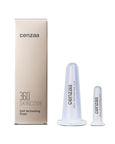 Cenzaa 360º Skincode Cell Activating Cups