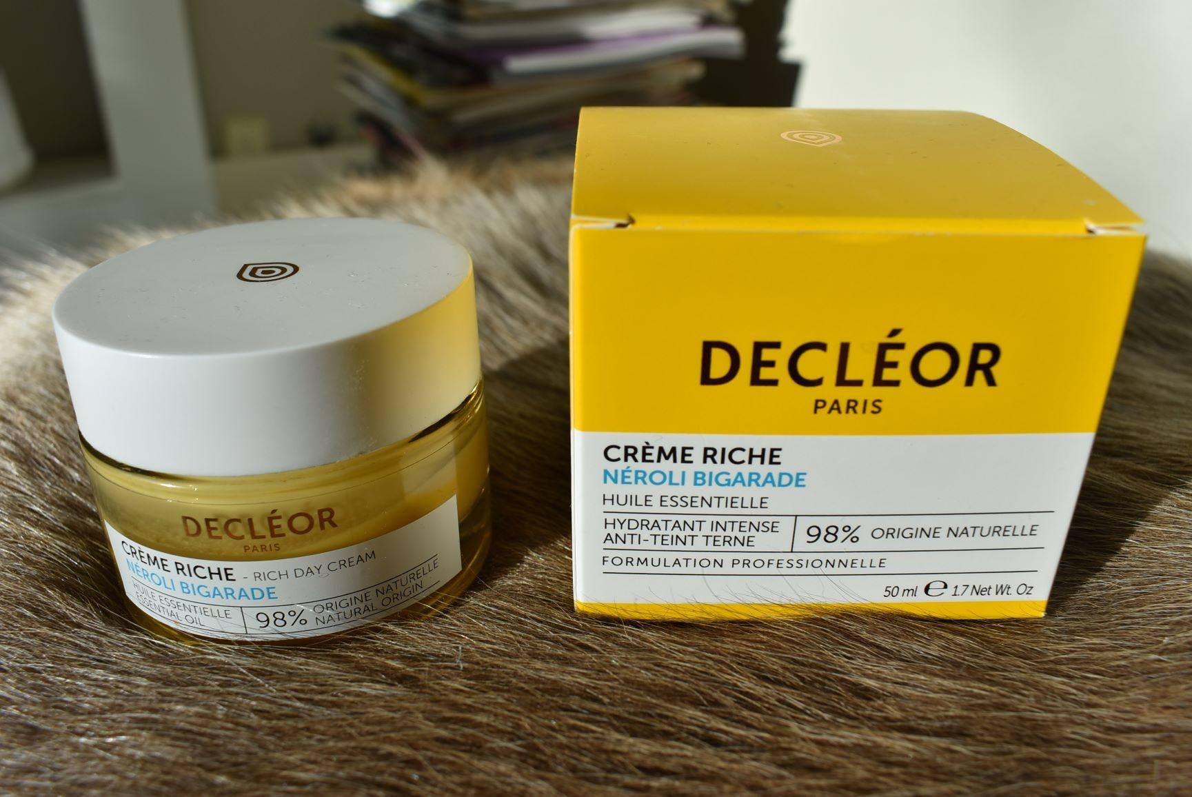 Review Decléor Néroli Bigarade Crème Riche